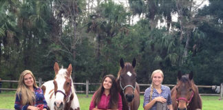 A Glimpse into the Life of the JC Western Cowgirls
